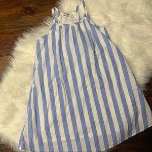Abercrombie Kids Striped Swing Dress, sz 7/8
